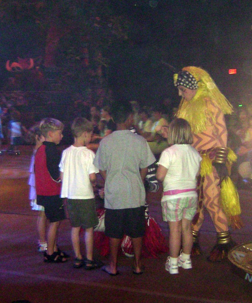 festival of the lion king wdw review