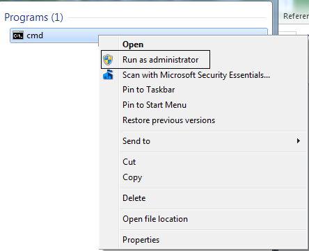 how to run system file checker windows 7