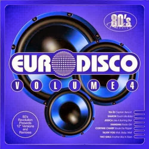 VA  80s Revolution Euro Disco Volume 4  2013