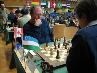 Echecs & Interview : Kevin Spraggett © Photo Chess & Strategy