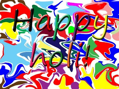 New Art Funny Wallpapers Jokes: Happy Holi 2011 Wallpapers, Colorful ...