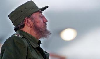 Fidel el hombre que sueña la luz