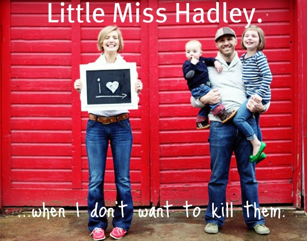 Little Miss Hadley