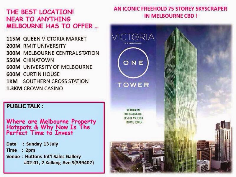 Australia Melbourne Property Talk (Free)