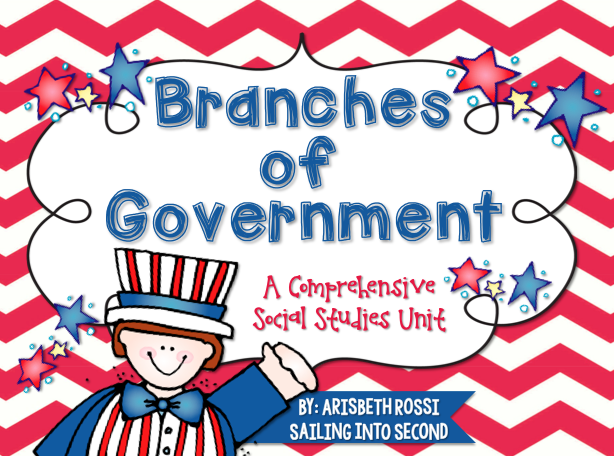 Diary of a Not So Wimpy Teacher Teaching Government in the – 3 Branches of Government Worksheet