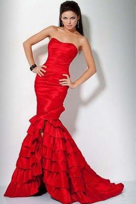 Yeni Moda Bayan Abiye Modelleri