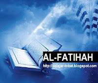 Makna dan Khasiat Surah Al-Fatihah