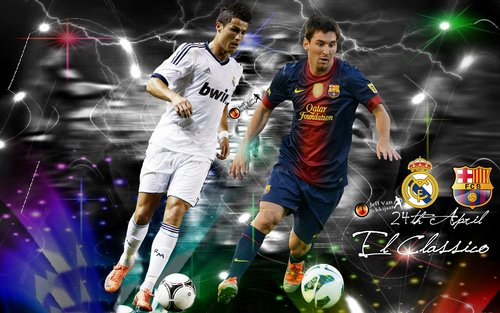 Lionel messi vs cristiano ronaldo new wallpapers hd 2013 214 lionel messi vs cristiano ronaldo voltagebd Images