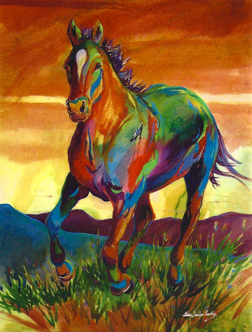 The Art of Drawing amp Painting Horses Capture the majesty
