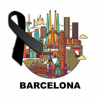 NO AL TERRORISMO, NO AL RADICALISMO, SOLIDARIDAD CON BARCELONA