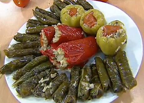 Zeytinyağlı Dolma ve Sarma - Videolu Tarifi