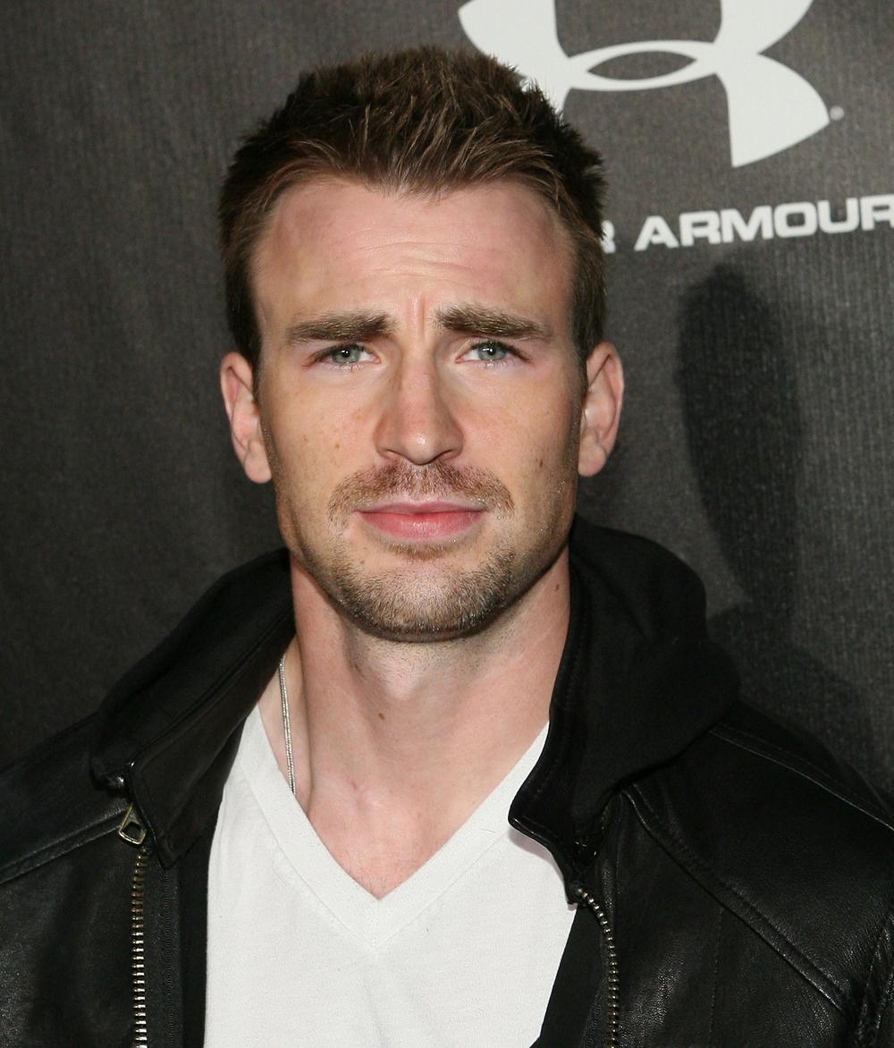 American Actor Chris E...