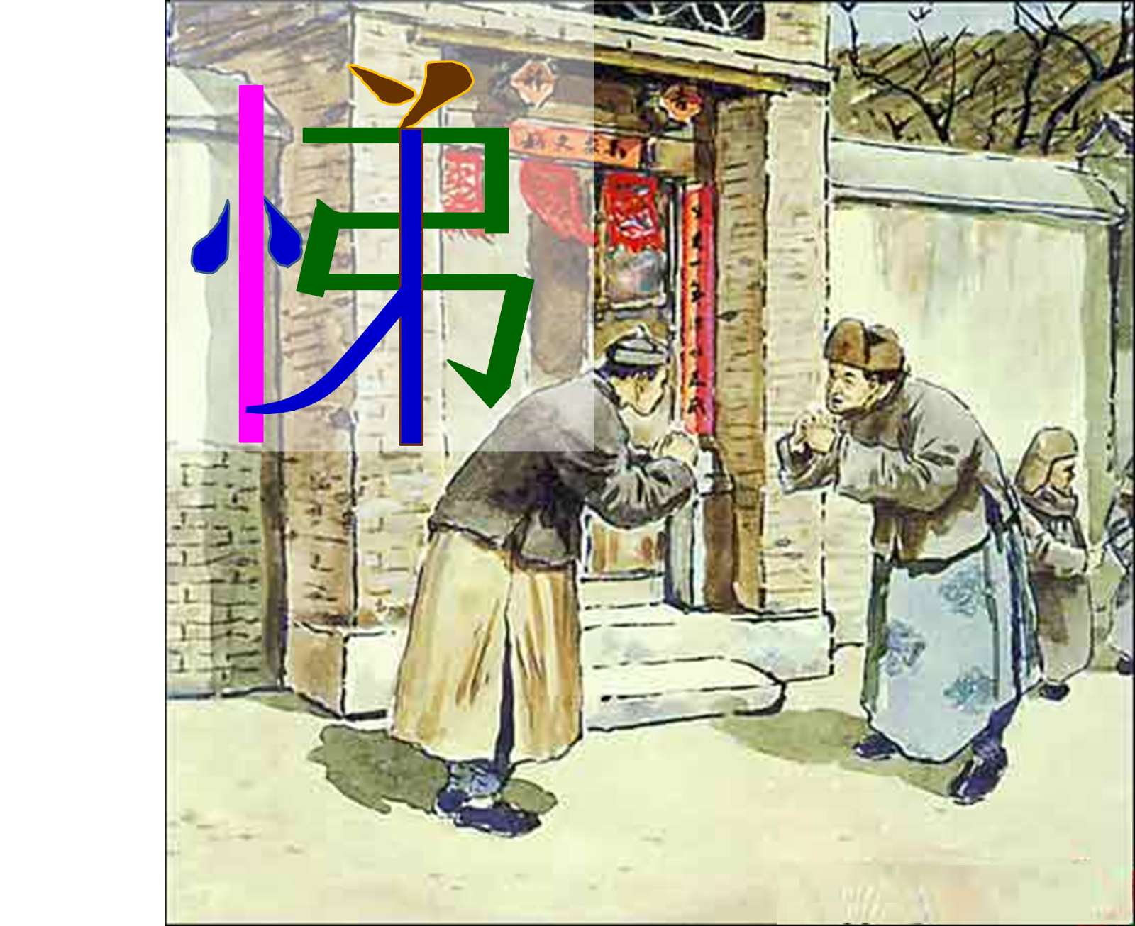 an analysis of filial piety Read filial piety, modernization, and the challenges of raising children for chinese immigrants: quantitative and qualitative evidence, ethos on deepdyve, the.