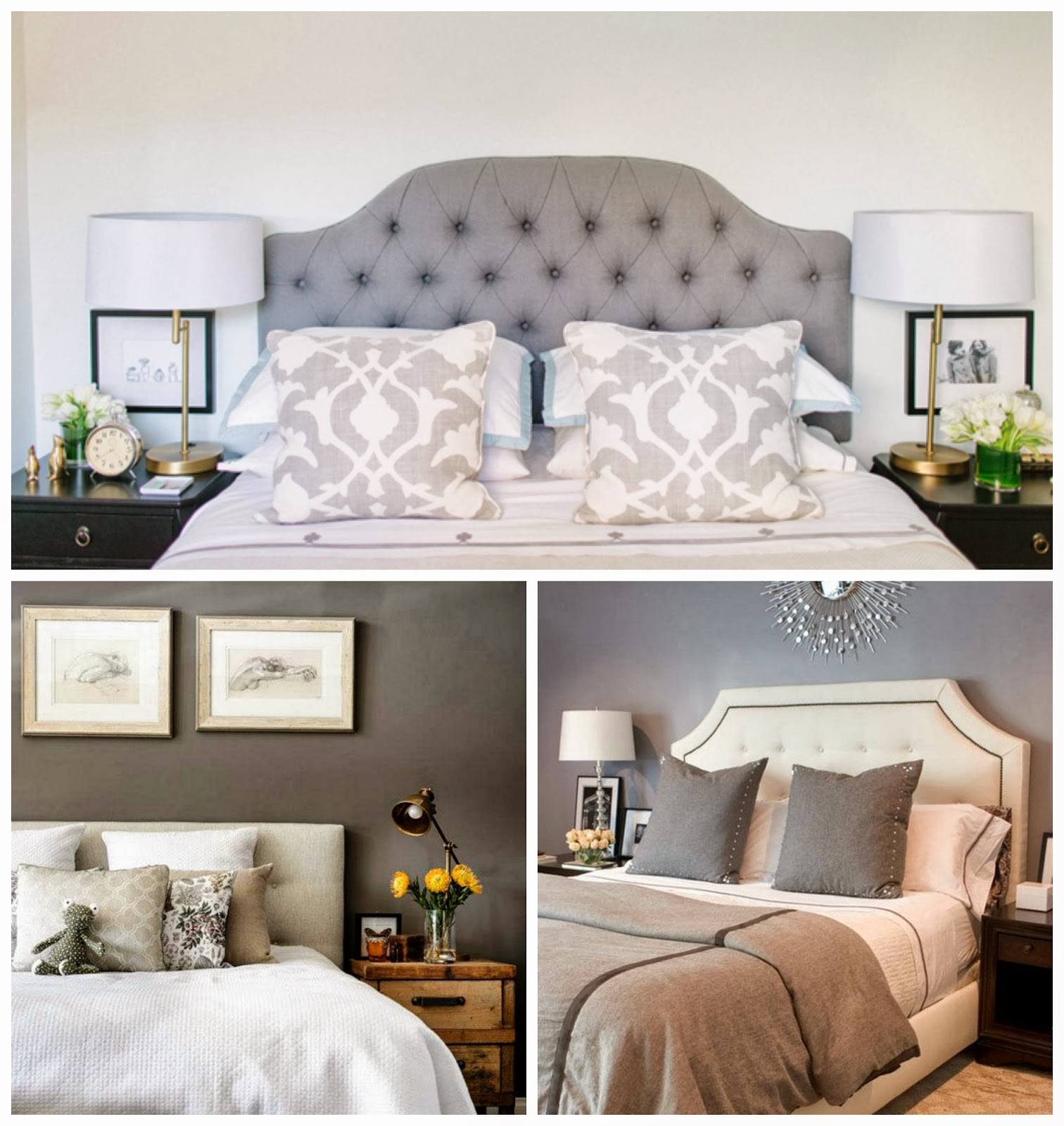 from foothills to fog bedroom inspiration