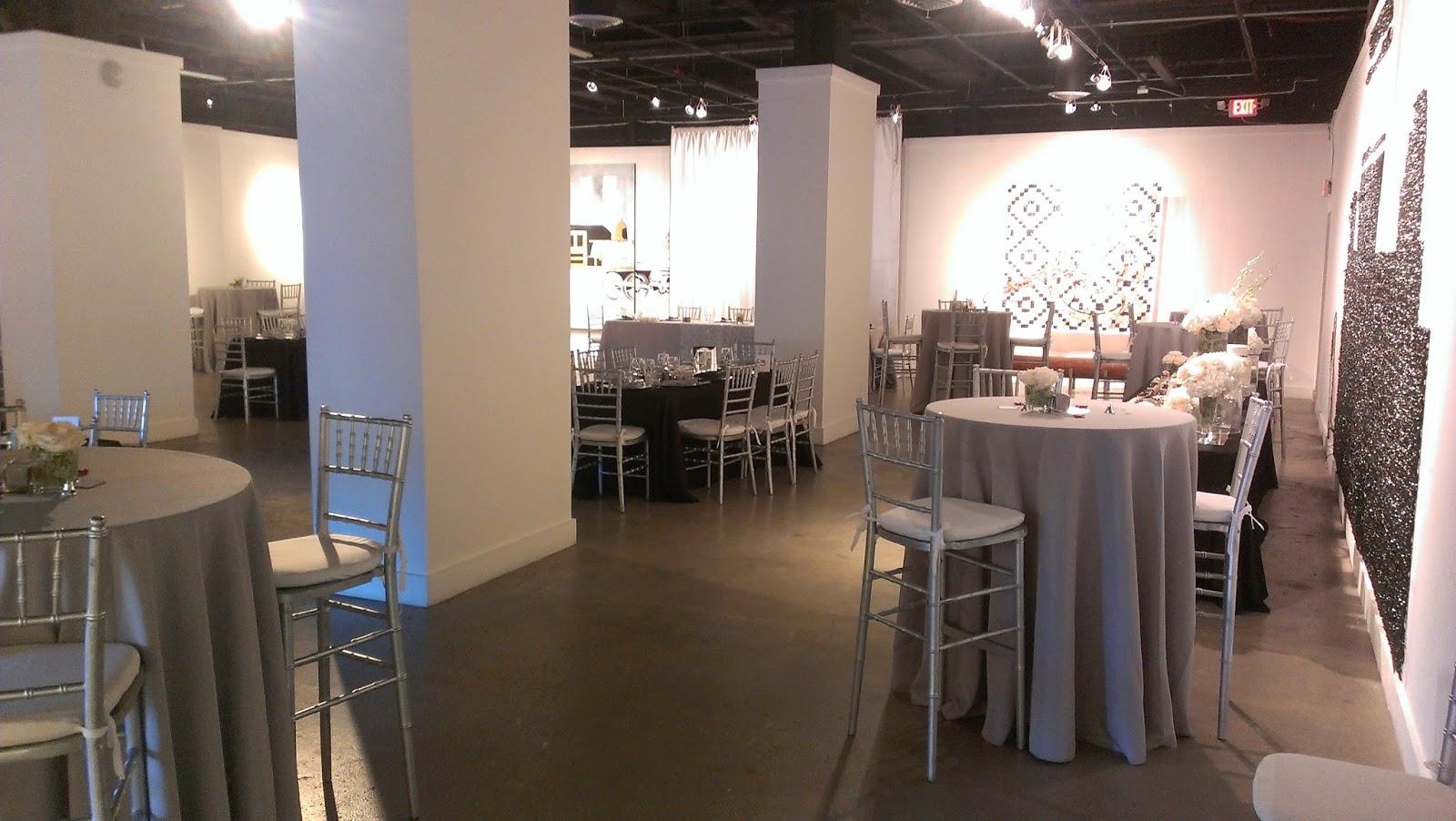 The Crafty Reporter Art Gallery Wedding