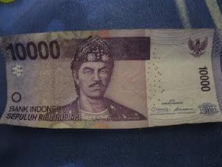 Ternyata ada simbol yahudi pada uang rp 10.000