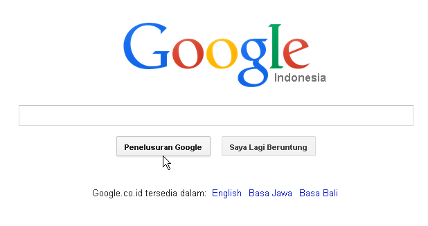 Cara Kerja Google Penelusuran