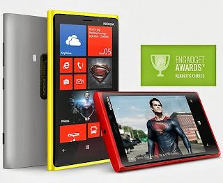 Harga Nokia Lumia 920 dan Spesifikasinnya