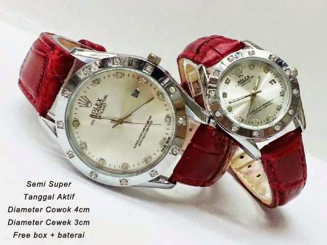 Jam Tangan Rolex SL6 Couple