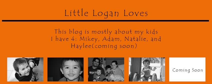 Little Logan Loves