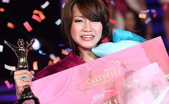 Aisyah Maharani Raih Miss Celebrity 2012 - ShowBiz ...