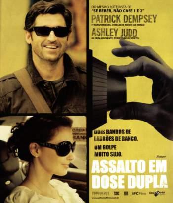 Assalto Em Dose Dupla Torrent - BluRay 720p/1080p Dual Áudio
