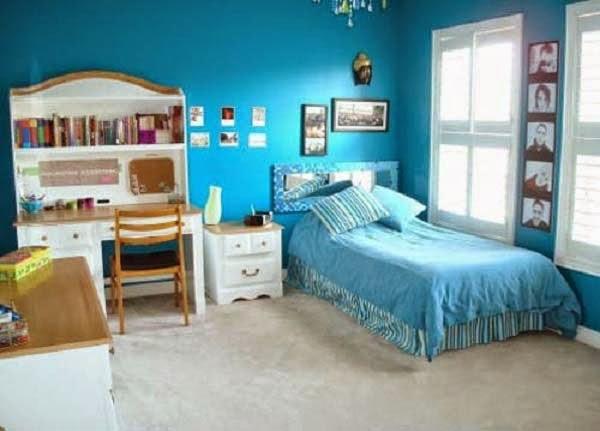 Desain kamar tidur anak perempuan 4