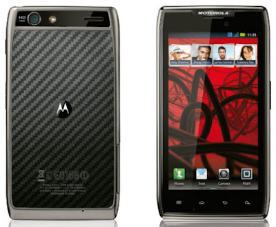 Motorola RAZR MAXX complete specs and features