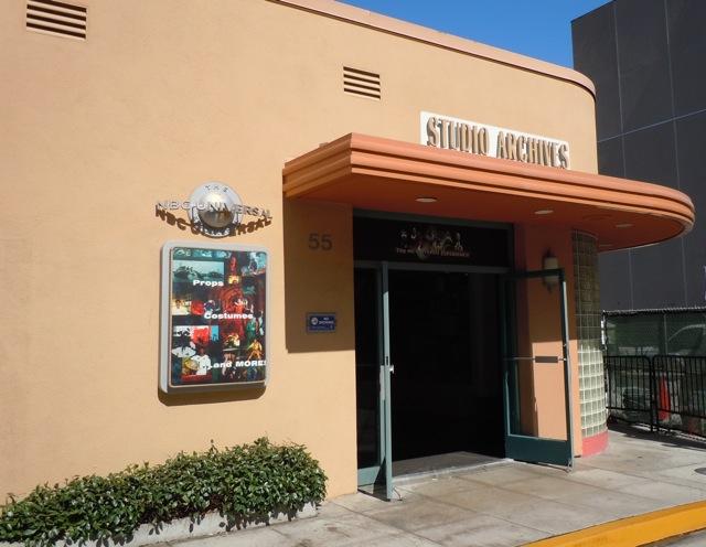NBC Universal Studio Archive