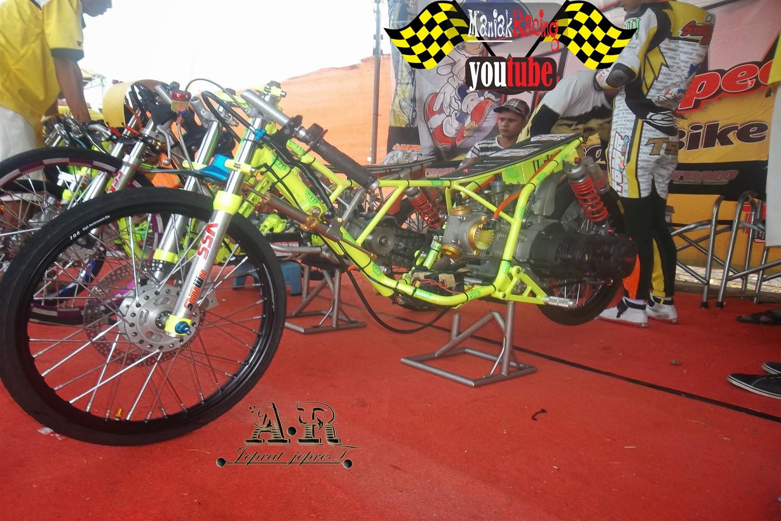 modifikasi mio drag 200cc  tahun ini