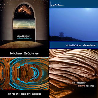 Michael Brückner CDs / source : michaelbrueckner.bandcamp.com, syngate.bandcamp.com