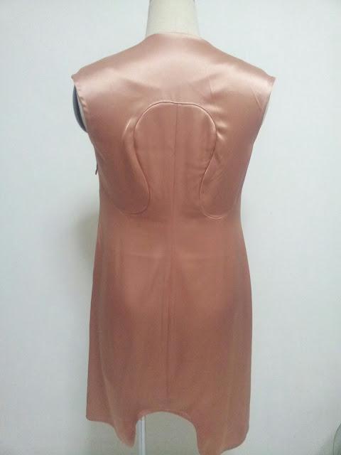 Peplum waistcoat by Lionel Low