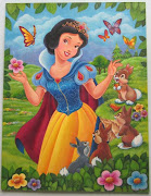 Disney PrincessSnow White. Snow White is so beautiful that she is known .