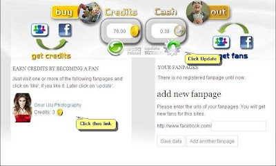 Earn Money from fanSalve | Increase Facebook Like Page