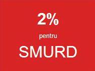 2% pentru SMURD