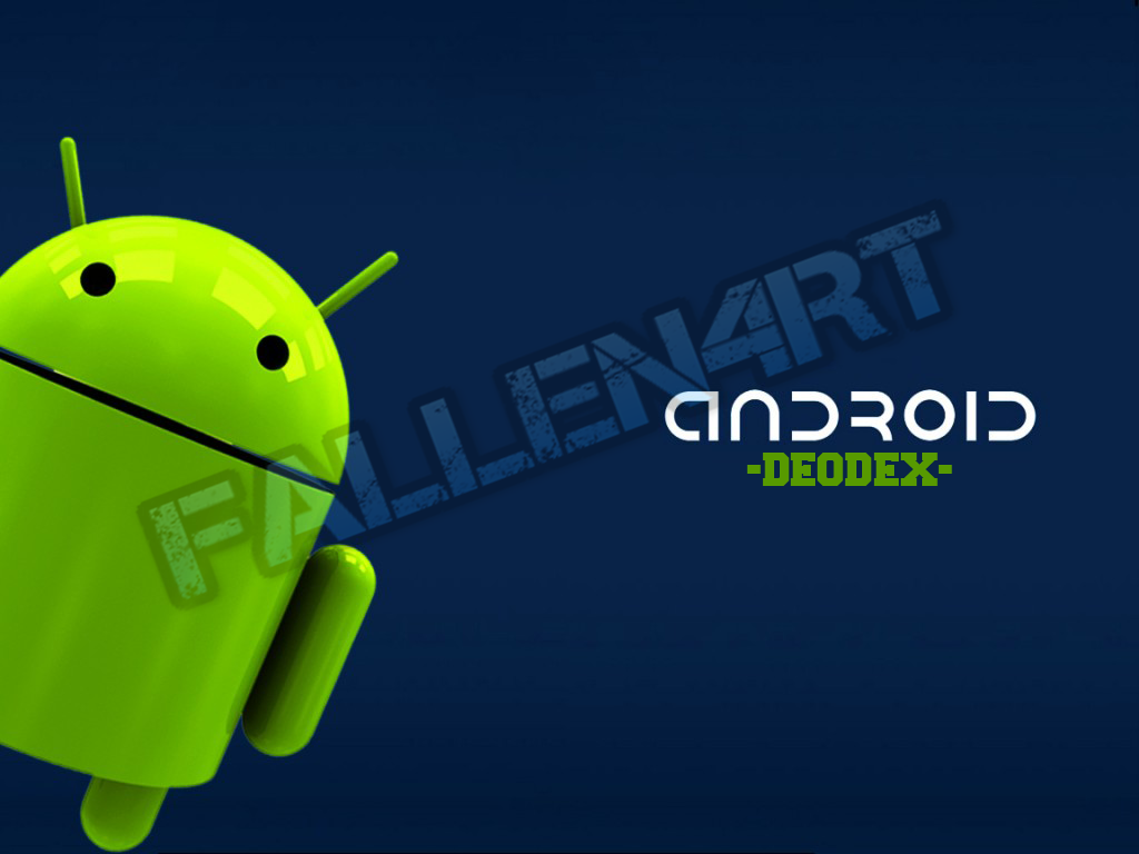 Deodex Android
