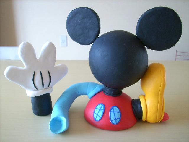 Mi Blog de Cumples: La casa de Mickey Mouse