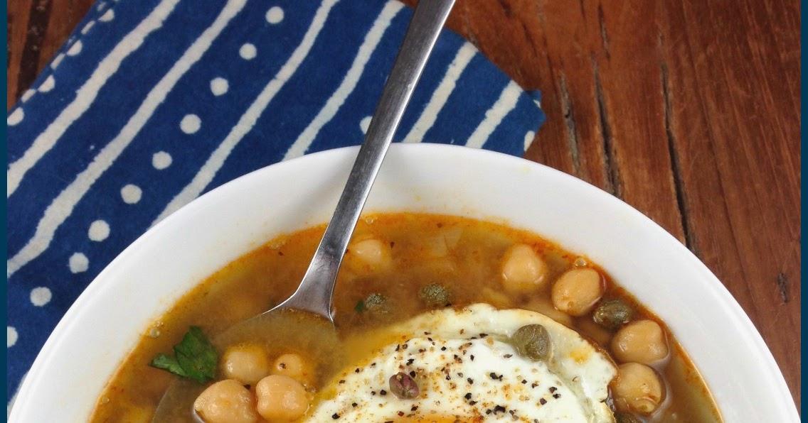 Kahakai Kitchen: Mollie Katzen's Lablabi (Tunisian Chickpea Soup) and ...