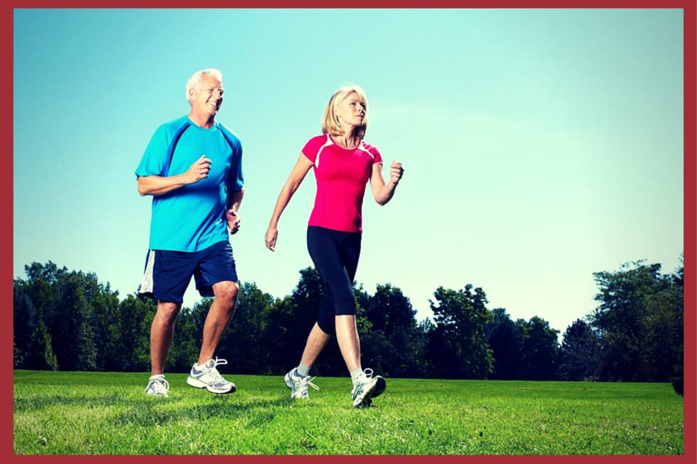 เดินอย่างไร สำหรับผู้หัดวิ่ง