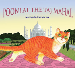 NEW: POONI AT THE TAJ MAHAL