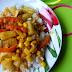 Jamajski kurczak z ananasem