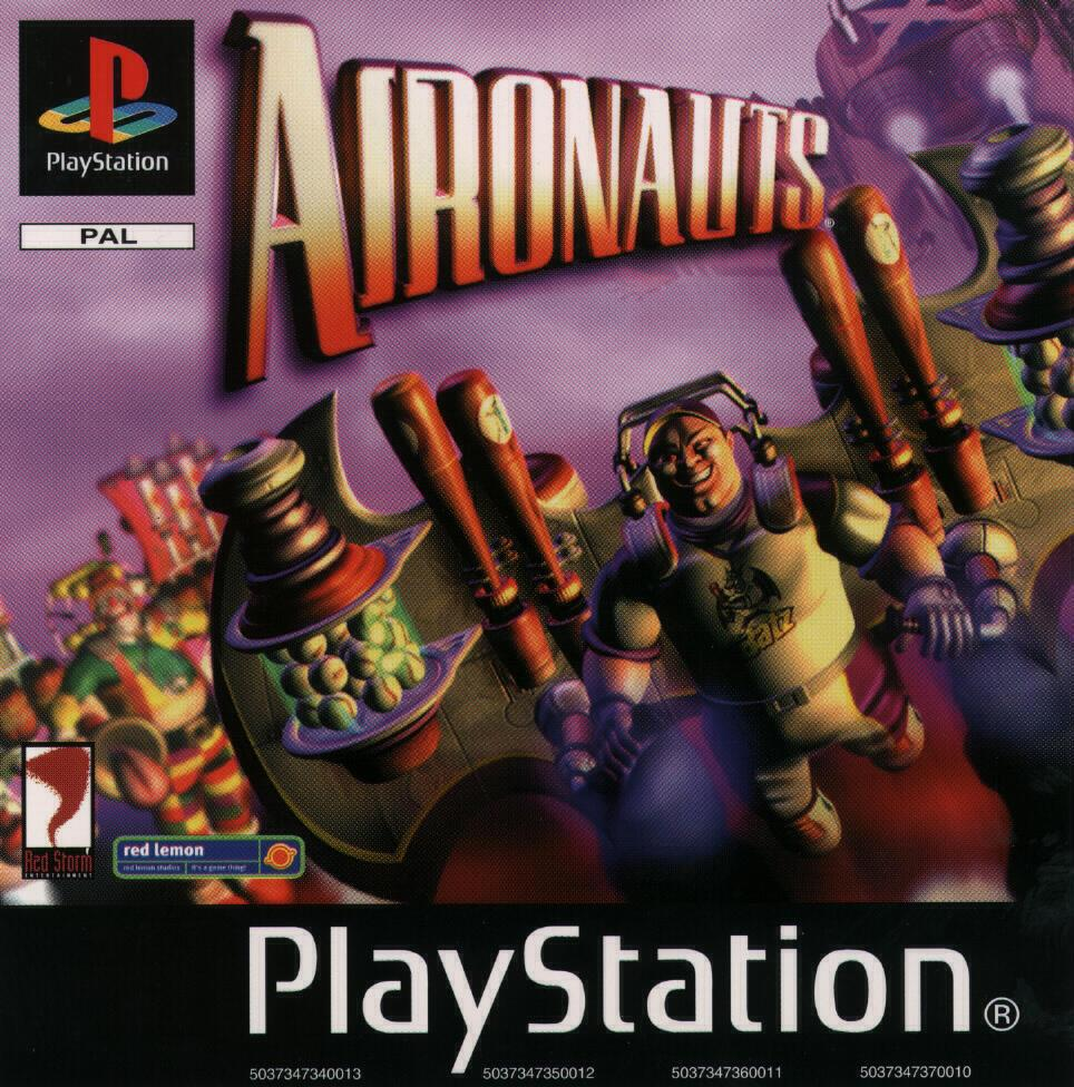 Torrent Super Compactado Aironauts PS1