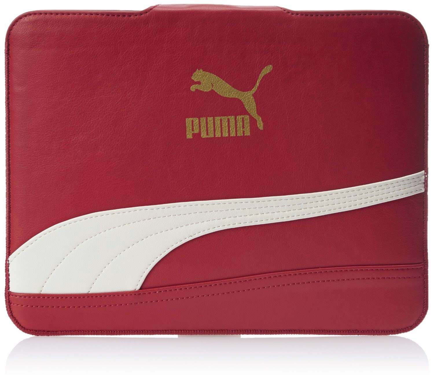 Buy Puma Bytes Haute red and whisper white Tablet Sleeve  Rs. 987