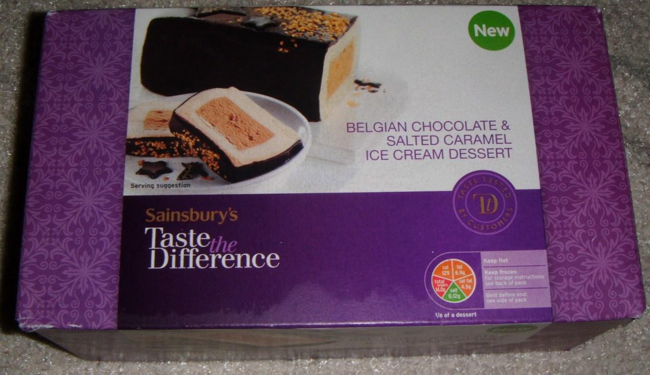 Sainsbury S Belgian Chocolate Cake