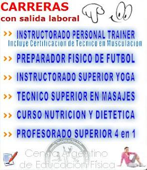 Centro Argentino de Educación Física