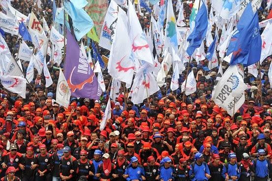 Kenapa Hari Buruh Diperingati Tgl 1 Mei ? Ini Sejarahnya