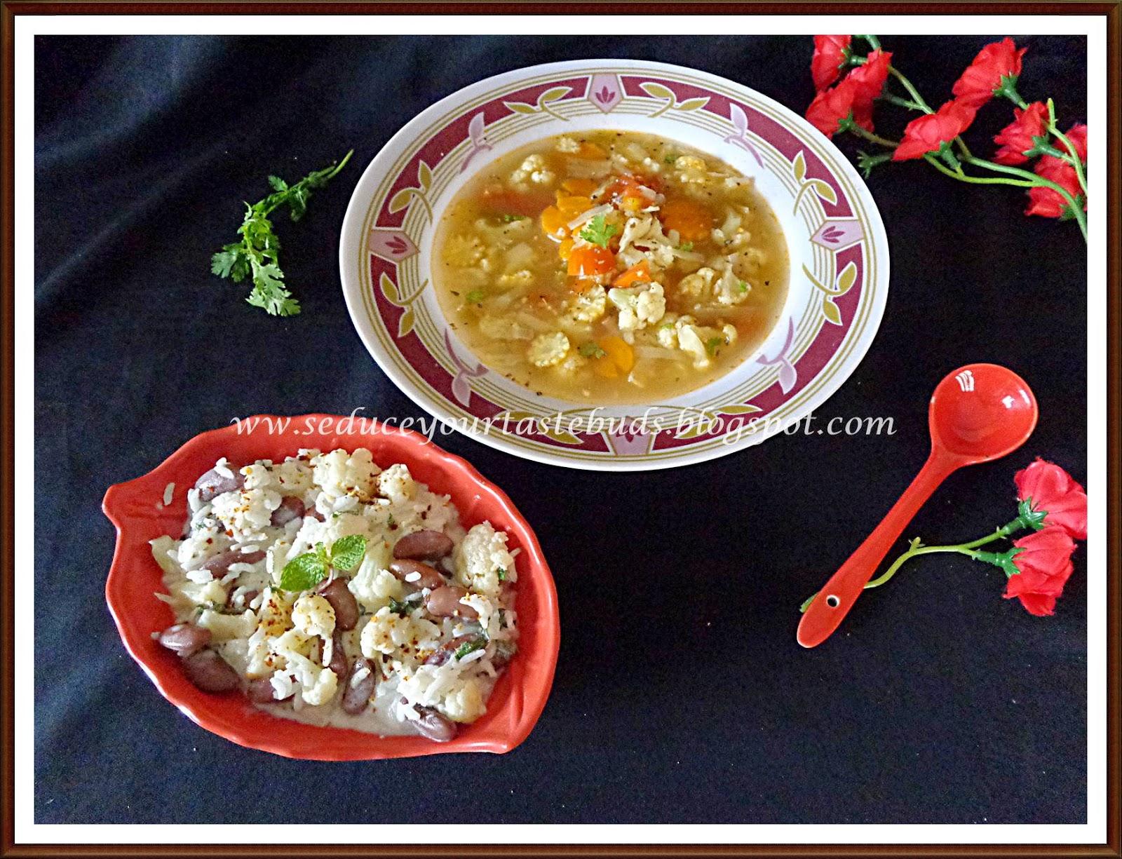 omani vegetable shurbah