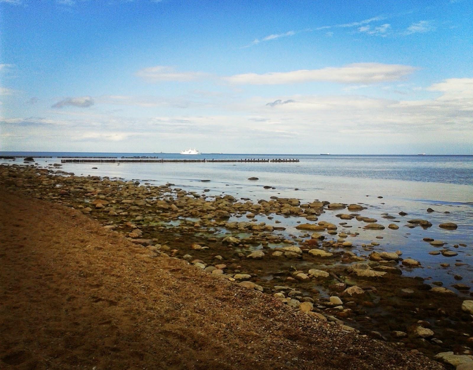 Gdynia Redłowo plaża