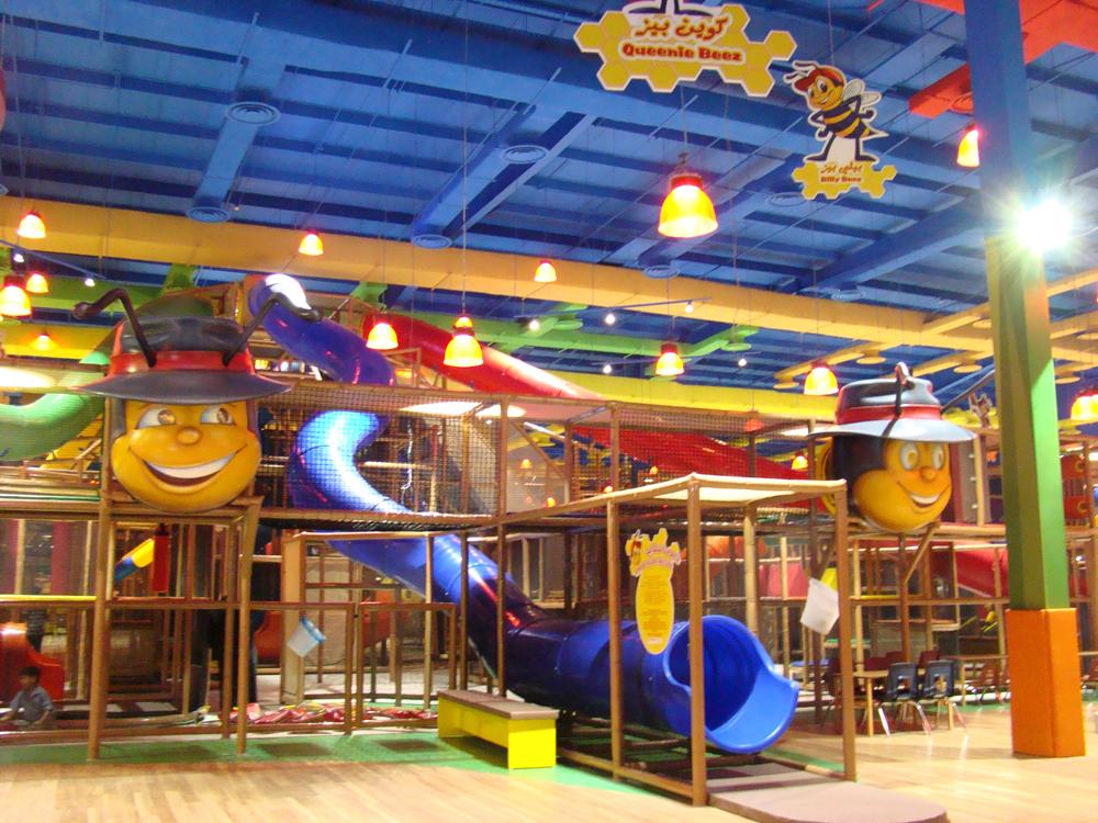 Iplayco Children S Indoor Playground Equipment Largest