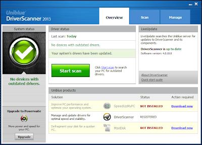 Driver scanner 2013 serial download